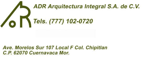 ADR Arquitectura Integral
